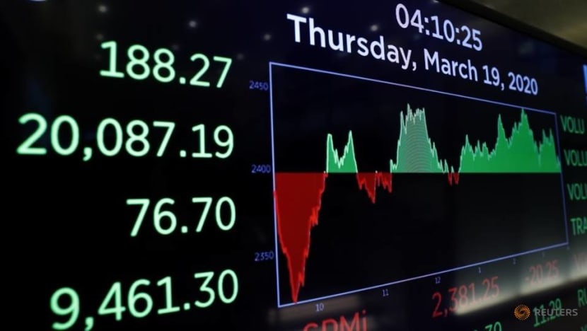 Commentary: Why investors who are 'buying the dip' are taking a big risk