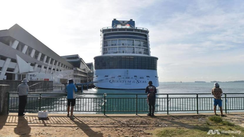 Pilot for safe cruises to continue after 'swift and robust' response to suspected COVID-19 case: STB