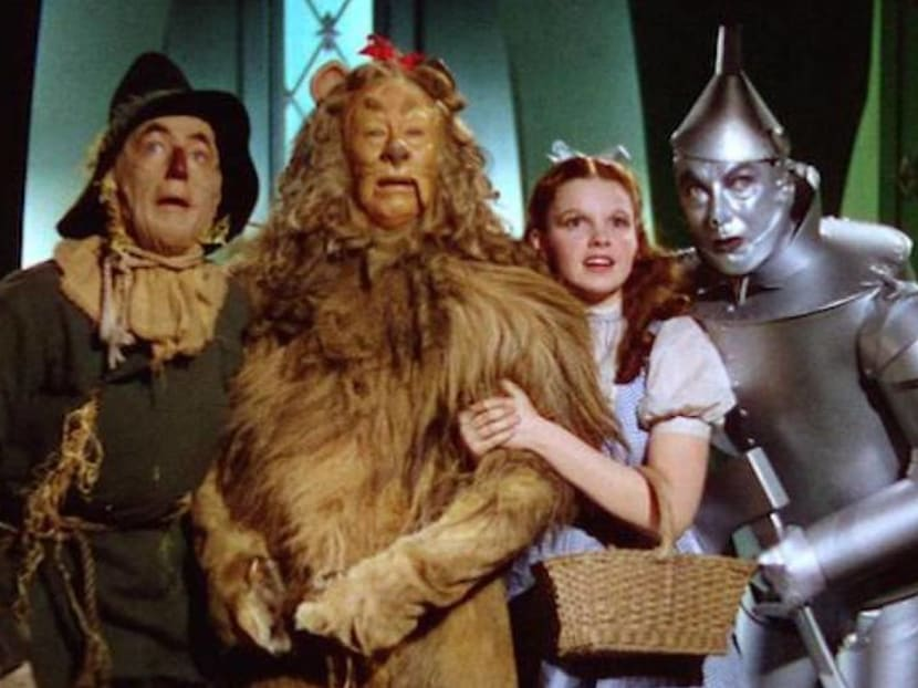 The Wizard Of Oz beats Star Wars as most influential movie of all time