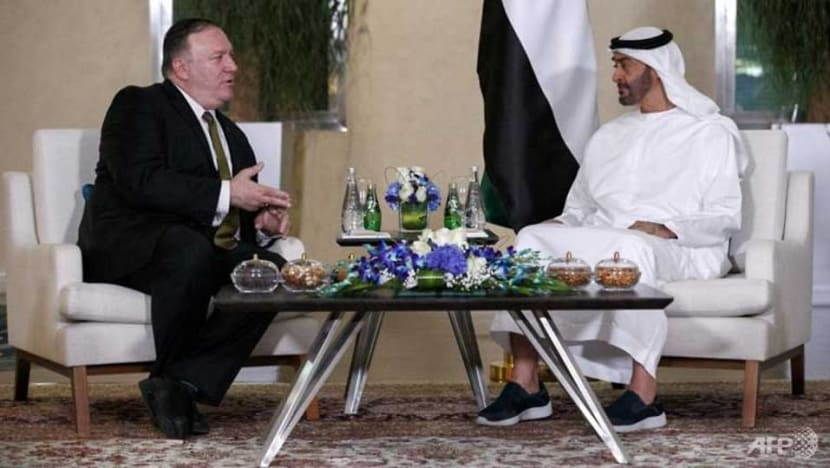 Pompeo asks allies to step up on Iran surveillance
