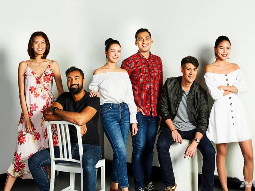 Faces to watch: Six of local TV's up-and-coming stars