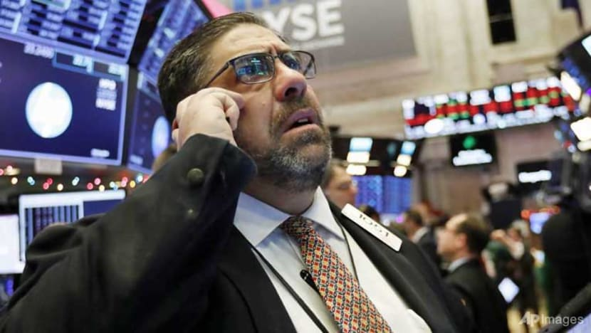 Wall Street swamped by fresh US-China trade worries
