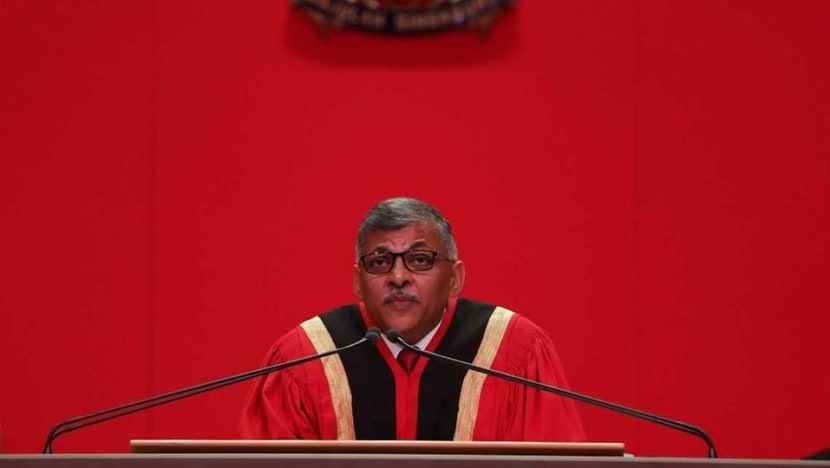 Chief Justice calls on new lawyers to embrace technology, remote hearings