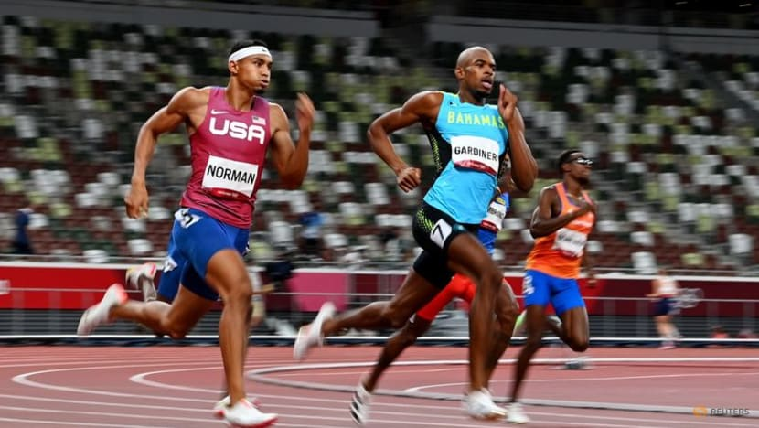 Olympics-Athletics-'Embarrassing and ridiculous' - US men under fire