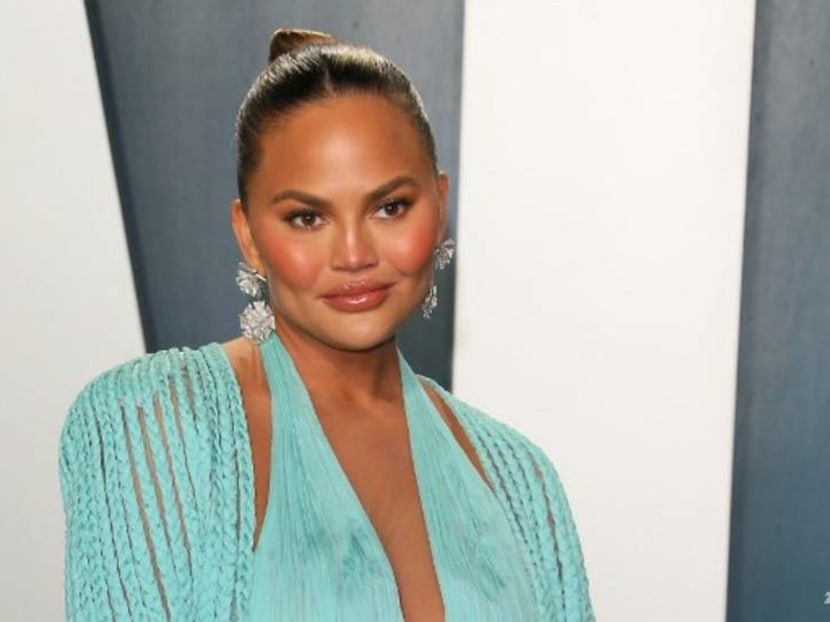 Chrissy Teigen reveals why she had COVID-19 test – for breast implant removal surgery