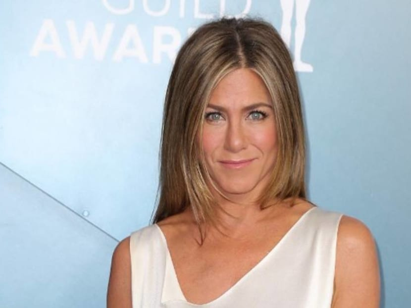 Jennifer Aniston nude portrait up for auction for COVID-19 relief efforts