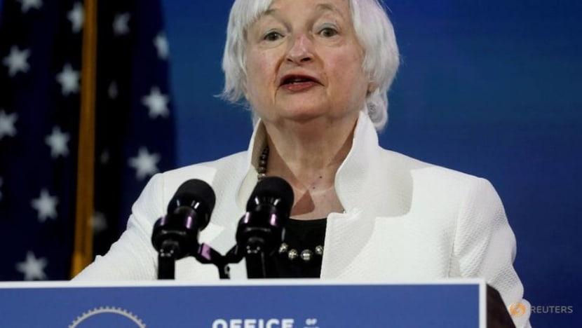 Yellen says to judge Biden stimulus on speed of return to pre-pandemic unemployment