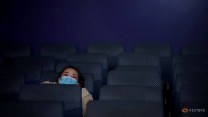 Chinese discouraged from Chinese New Year travel go to movies instead