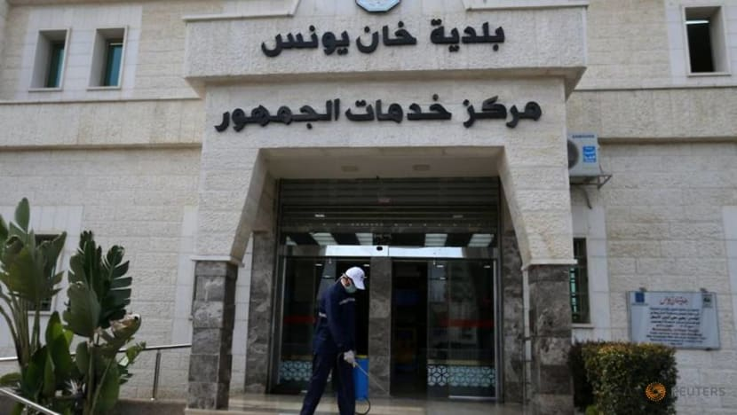 Gaza authorities confirm first two COVID-19 cases