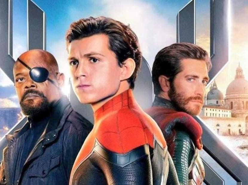 Spider-Man: Far From Home tops box office for second week