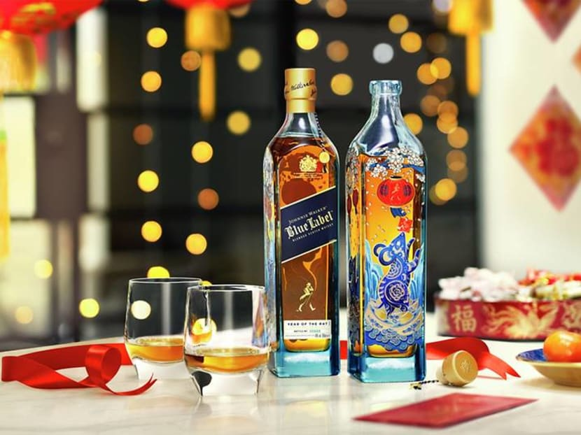 Limited edition Chinese New Year tipples for toasting to the Year of the Rat