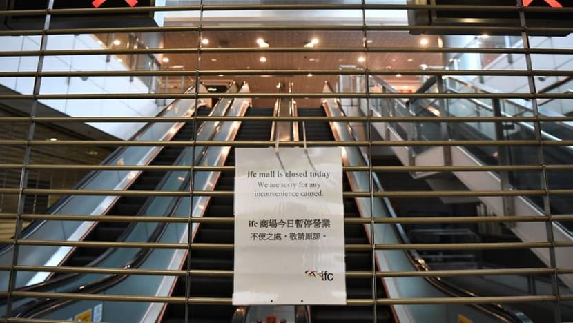 Hong Kong's August retail sales worst on record as protests escalate