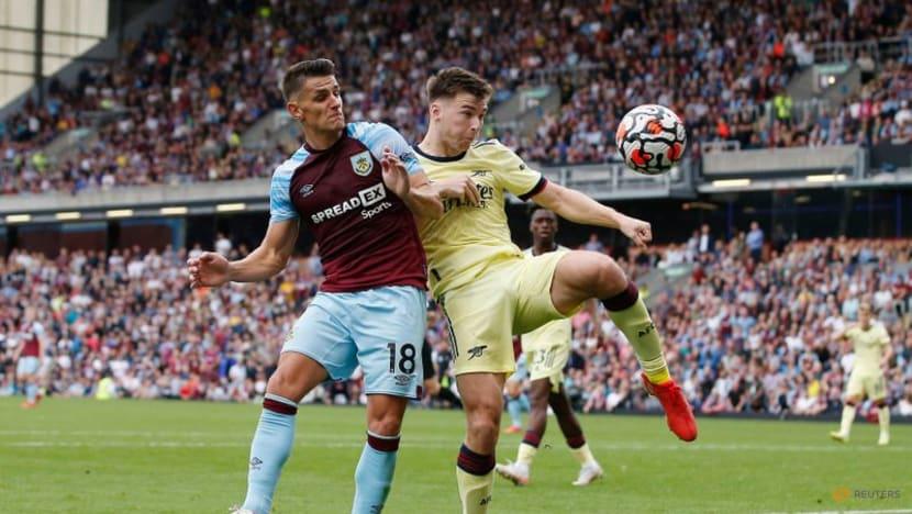 Football: Odegaard curler gives Arsenal win at Burnley