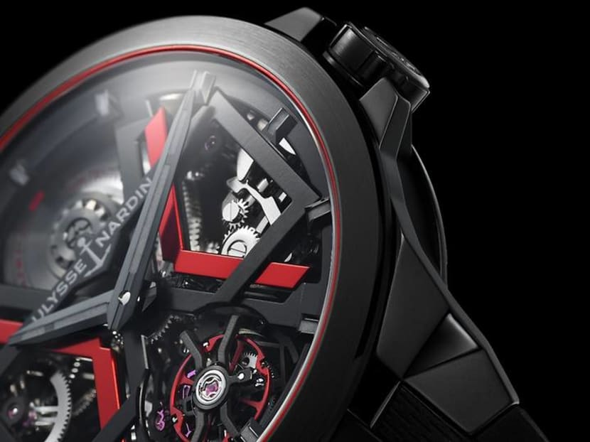 It's a Blast: Icebergs and volcanic eruptions inspire Ulysse Nardin's new watches