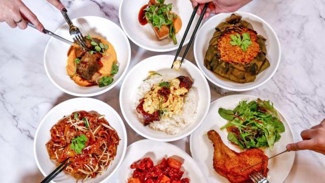 由香港利苑副总厨掌勺 新茶餐厅日落变中式酒吧