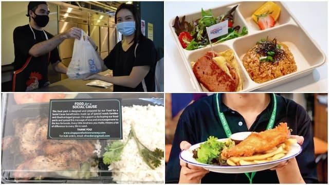 打包餐厅剩食、支持特需群体… 这些餐饮选择好有意义!