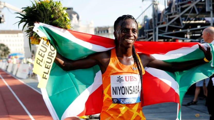 Athletics: Niyonsaba smashes women's 2,000m world record