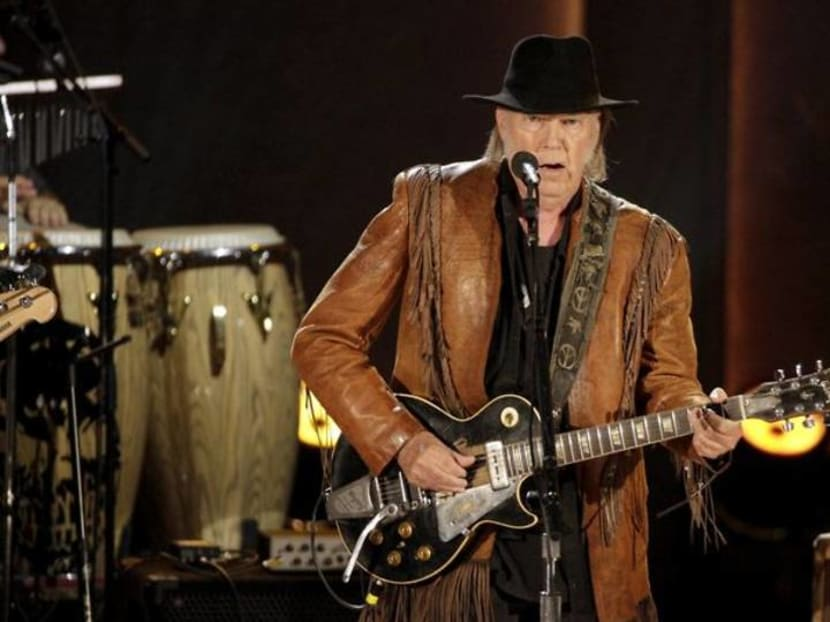 Neil Young sells 50 per cent stake of his songs to investment company