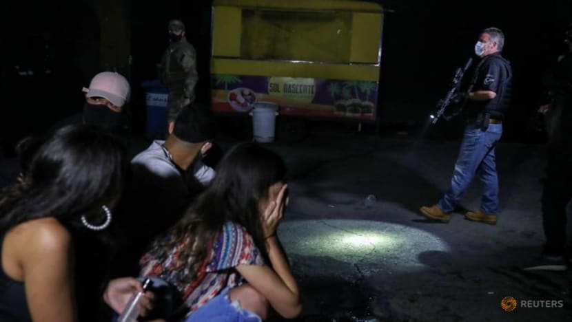 Police blitz targets parties driving Brazil's deadly COVID-19 surge