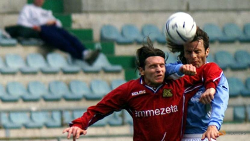 Soccer-Venezia return to Serie A after 20-year absence