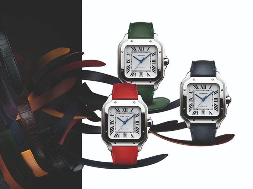 Watchmakers focus on interchangeable straps to provide more value for money