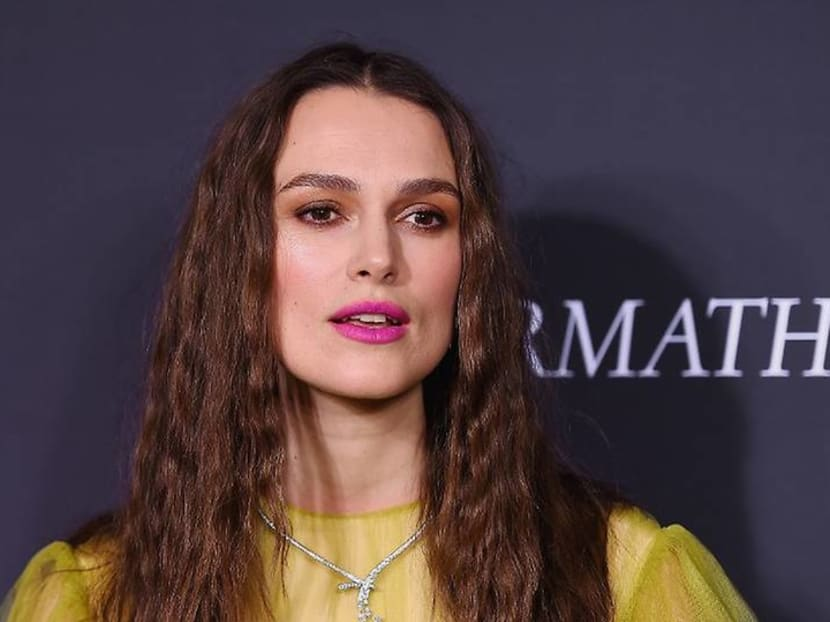 Actress Keira Knightley has no interest in filming sex scenes to appeal to men