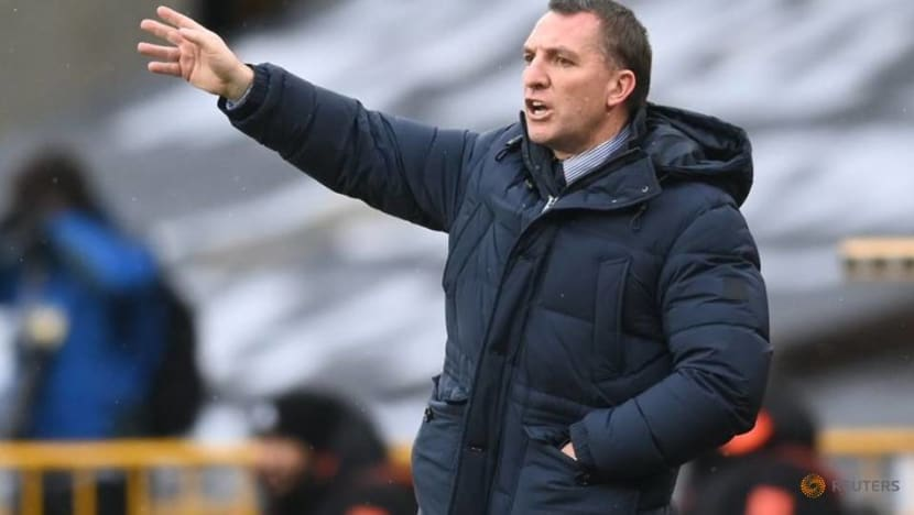 Leicester's Rodgers confirms injury blow for key defender Justin