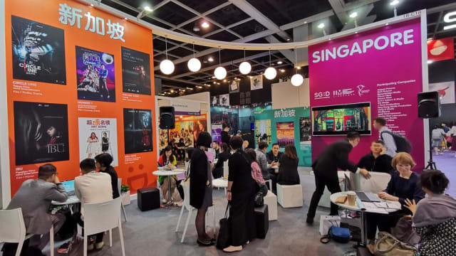 新加坡媒体节2021 将亚洲故事推向国际市场