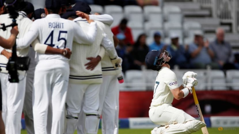 Cricket: England, India docked WTC points for slow over-rate in Nottingham test