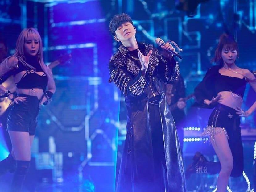 Mandopop singer JJ Lin wins 3 Tencent music awards, including best male singer