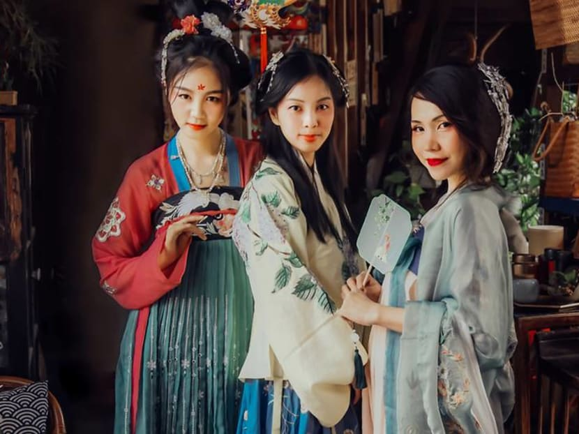 Beyond cosplay: Hanfugirl explores ancient Chinese history through fashion