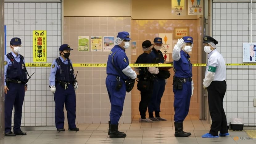 Knife attacker on Tokyo commuter train wanted to kill 'happy women': Report