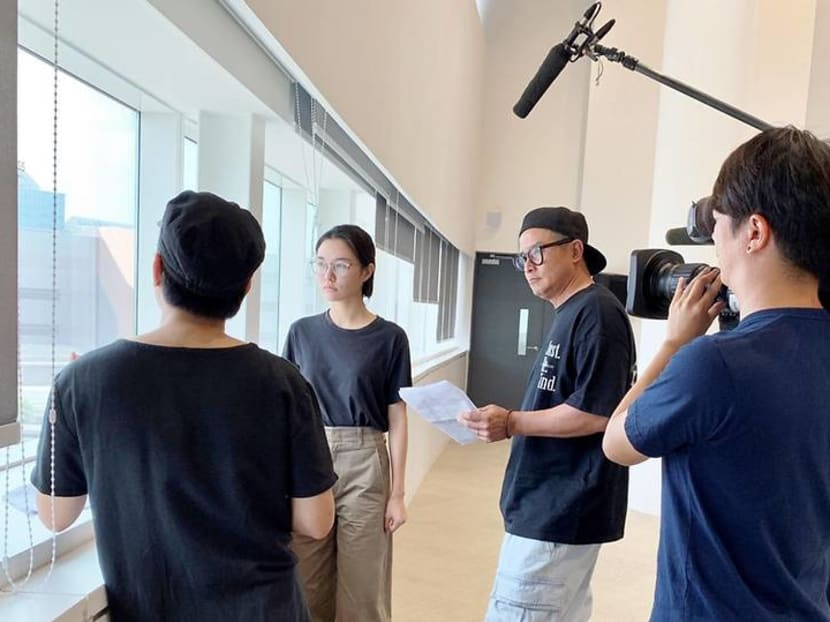 How Star Search mentor Christopher Lee made his students cry – yes, even the guys