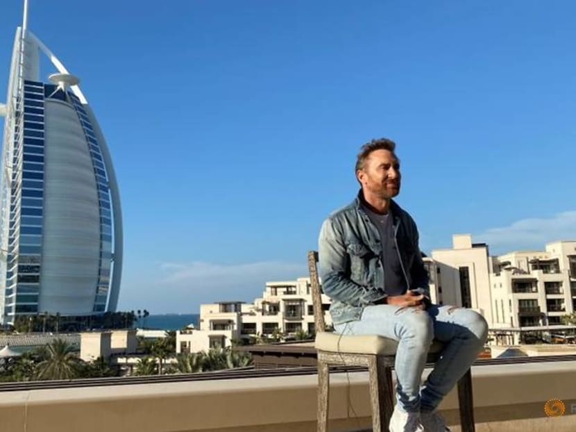 French DJ David Guetta says fair if festivals require vaccinations