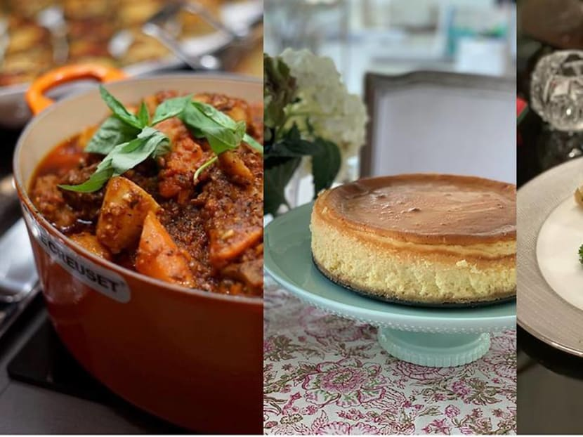 Hosting a Christmas gathering? Try these recipes from Singapore's society ladies