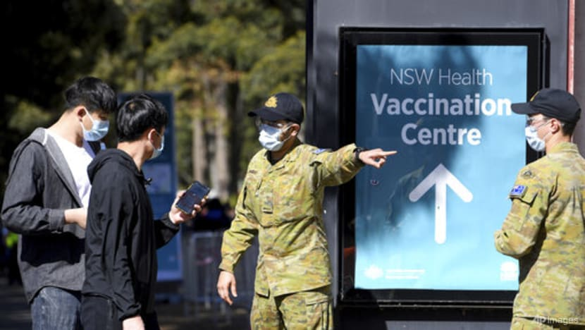 Sydney extends COVID-19 lockdown, imposes partial curfew