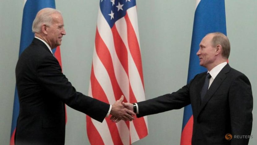 Putin says expecting no change to US ties under Biden