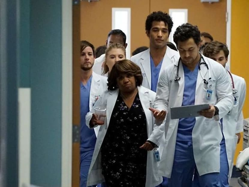Grey's Anatomy and other medical TV shows donate supplies to hospitals
