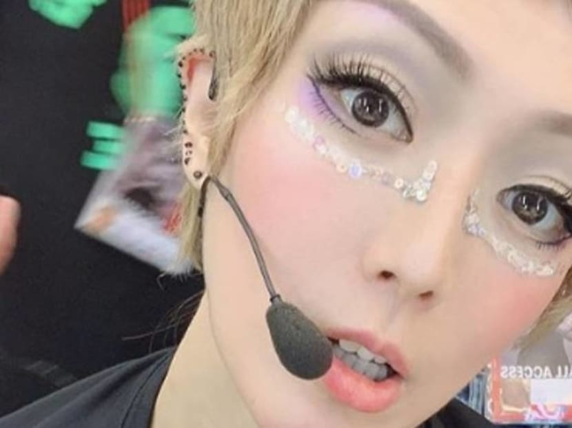 Sammi Cheng gets emotional at first concert after husband Andy Hui's cheating scandal
