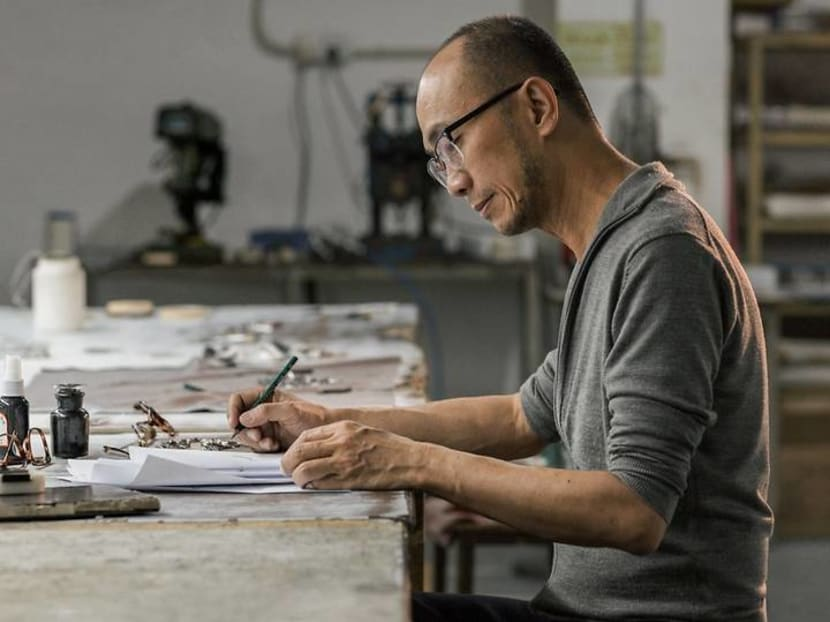 Creative Capital: The Singaporean spectacles designer who has spent his life helping people look and see better