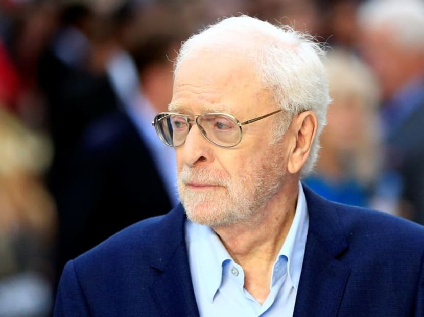 Karlovy Vary film festival opens with award for Caine