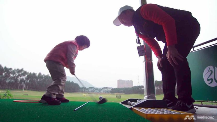 Commentary: Golf classes? What it really takes to raise a future CEO