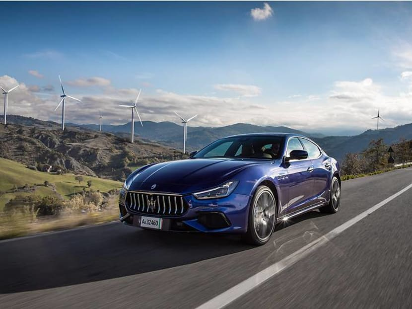 Could the new Maserati Ghibli Hybrid be what electric dreams are made of?