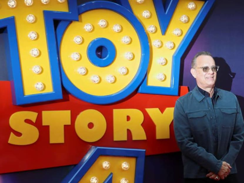 Woody and gang are back: Toy Story 4 tops US box office with S$160m