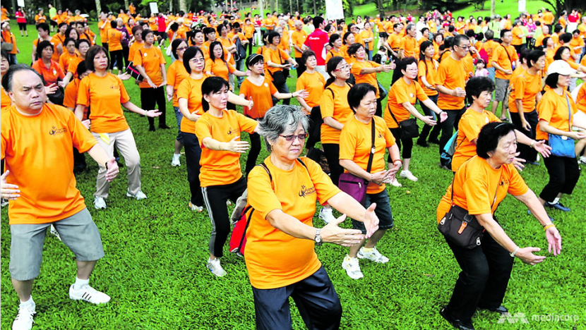 Commentary: Why you should not stop exercising even in your 60s and beyond