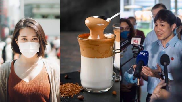 本地最受热门谷歌搜索词汇:口罩、焦糖饼咖啡、林志蔚