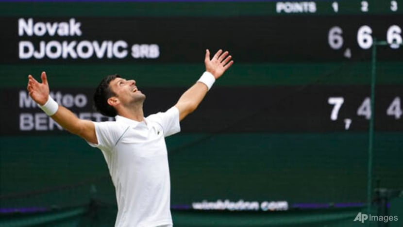 Tennis: Djokovic unsure about going to Tokyo Games