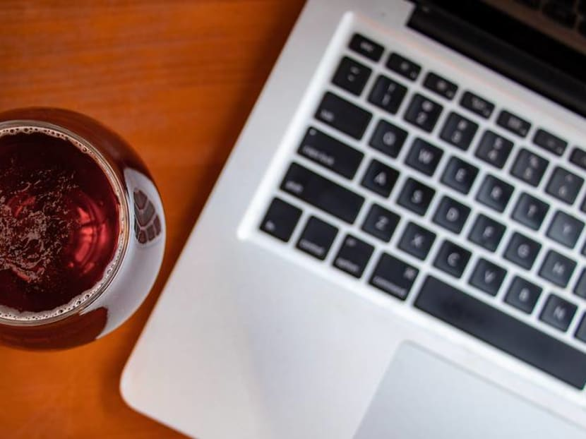 Can't head out for drinks? Here's how to have a virtual happy hour