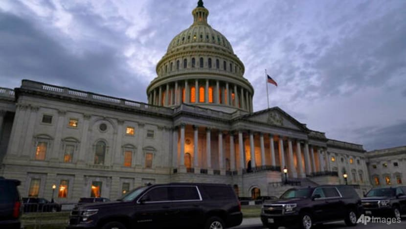 Congress takes aim at climate change in massive relief bill
