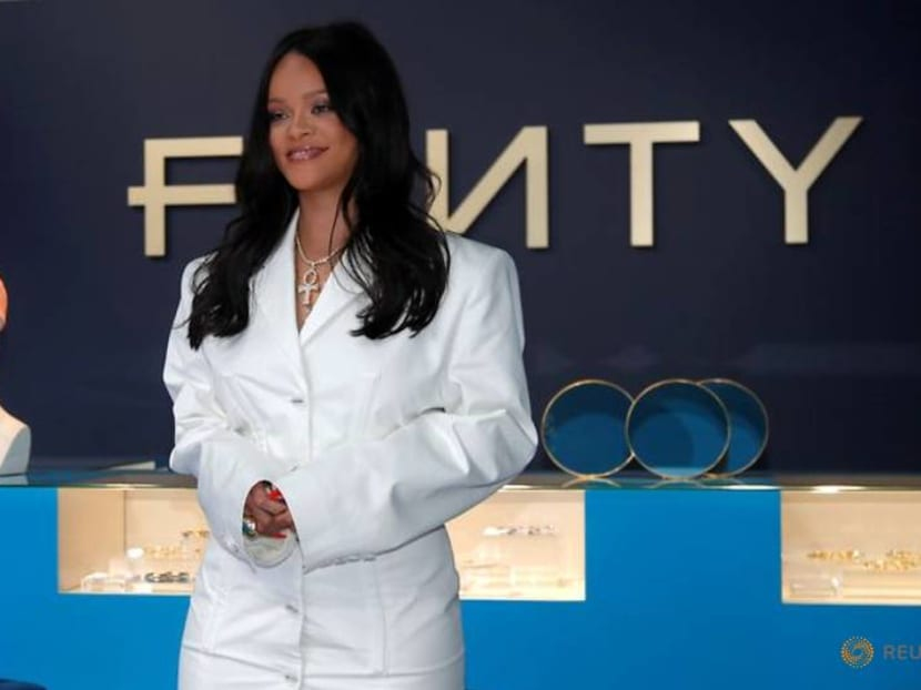 LVMH, Rihanna pause Fenty fashion venture, will focus on lingerie and cosmetics